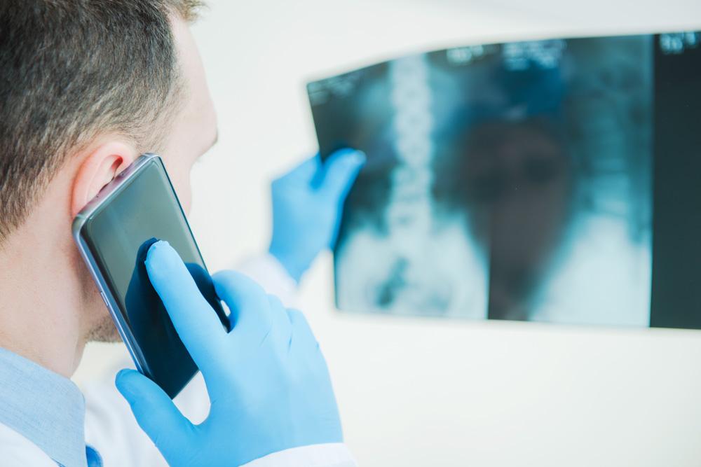 radiologia a domicilio en Rosario